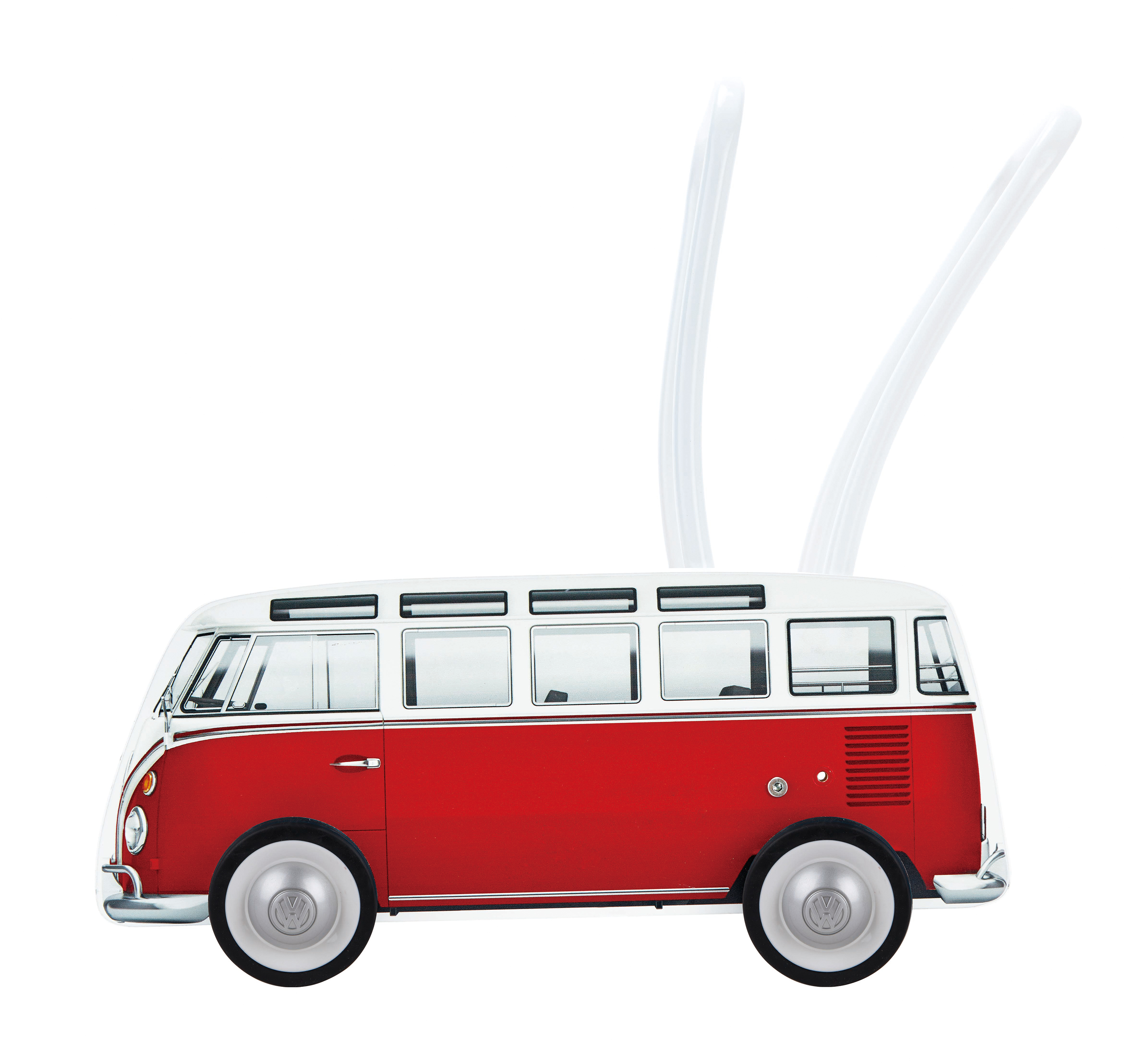 volkswagen pull toys and products x classic bus red hape wonder walker mountain baby collections push