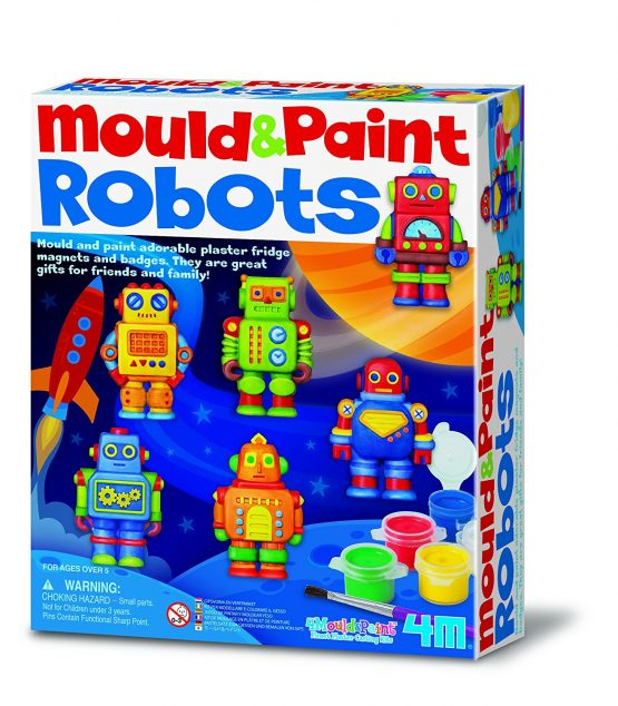 Mould and Paint Robots