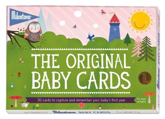 Milestone, The original Baby Cards