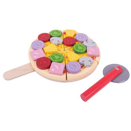 Bigjigs Wooden Cutting Pizza