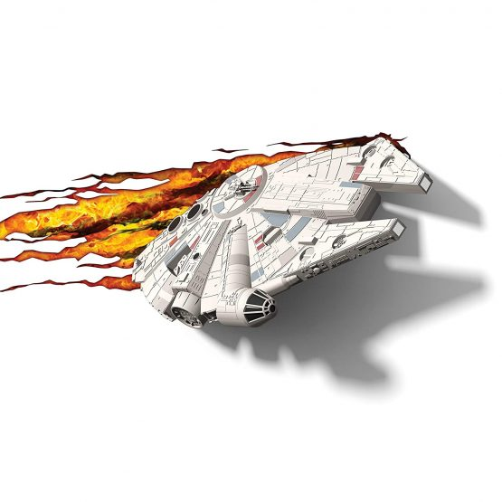 Star Wars Millennium Falcon 3D Deco Light