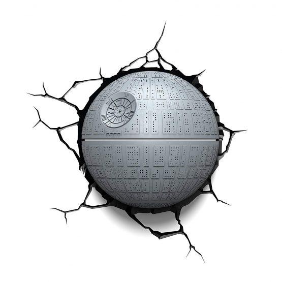 Star Wars – Death Star 3D Light FX – Nightlight LED