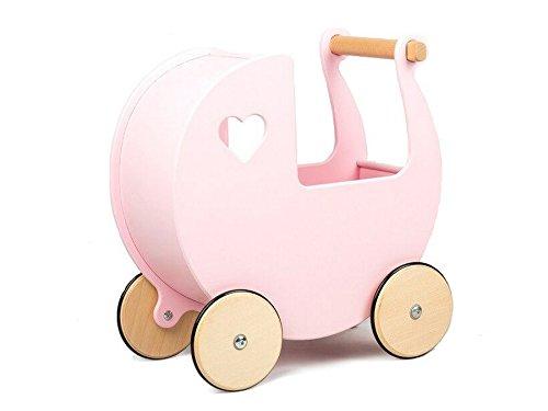 Moover pram Pink