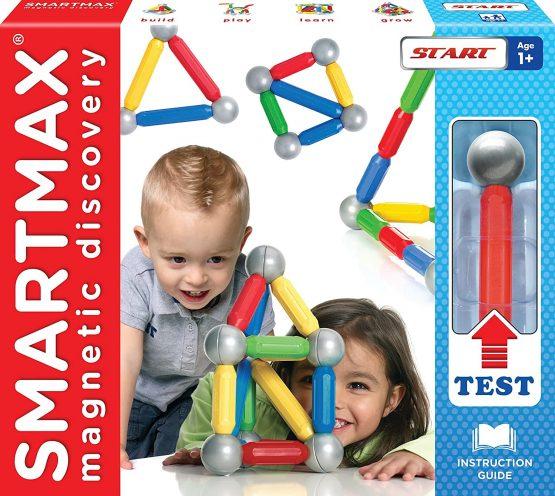 Smartmax – Start