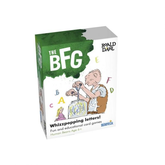 BFG Whizzpopping Letters