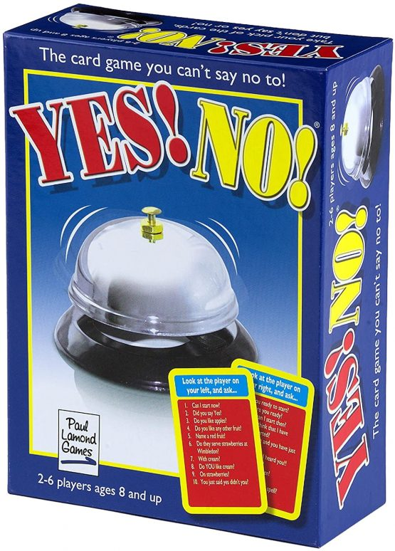Yes! No! Game ( Paul Lamond Games)