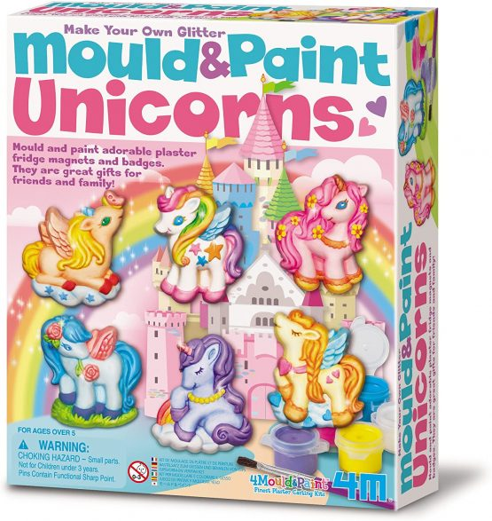 Mould and Paint Unicorns