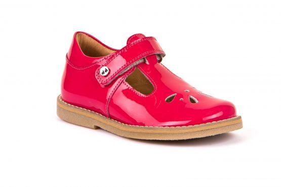 Froddo Girls Fuschsia Patent G3140099-2