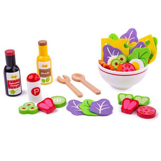 Bigjigs Salad Set