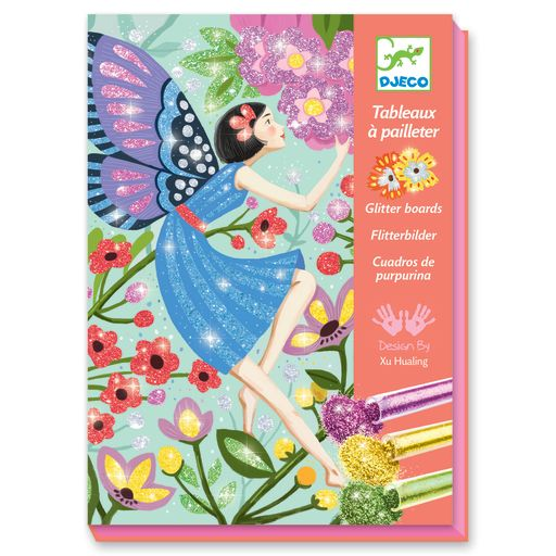 Djeco Glitter Boards – The Gentle Life of Fairies