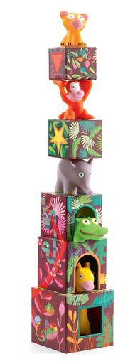 Djeco Blocks for Infants – Maxi Topanijungle