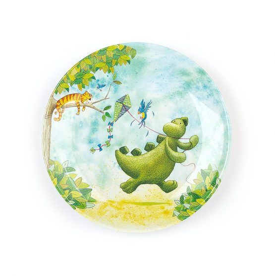 Jellycat My Best Pet Melamine Plate