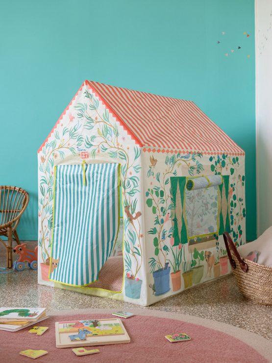 Djeco Fabric Playhouse