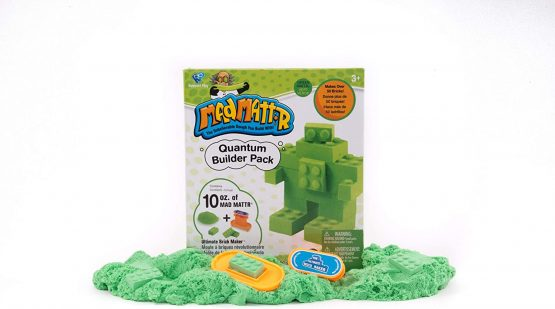 MAD MATTR Quantum Builders Pack- 10oz, with Ultimate Brick Maker (Green)