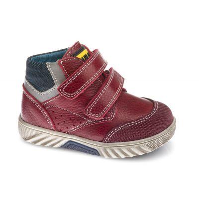 Pablosky Red Boys StepEasy Boot 089463