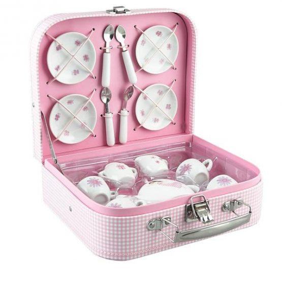 Fairy Blossom Porcelain Tea Set