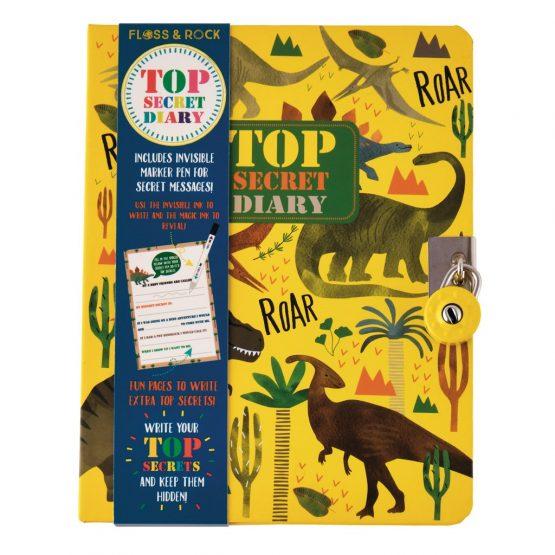 Top Secret Dinosaur Diary
