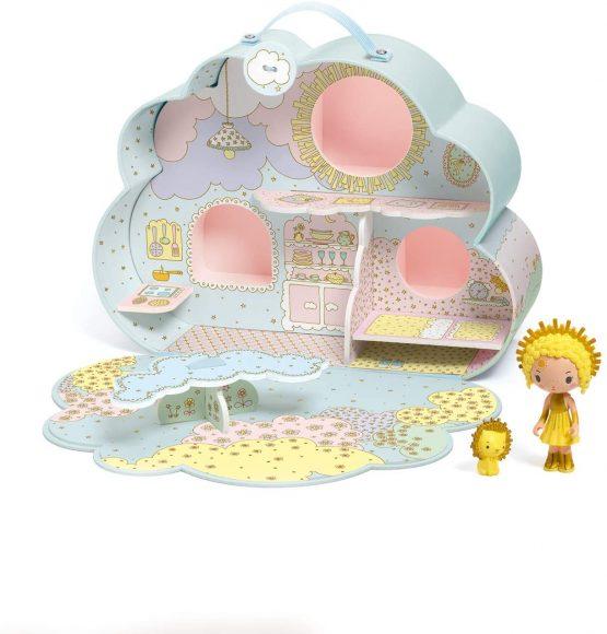 Djeco Sunny & Mia Tinyly House