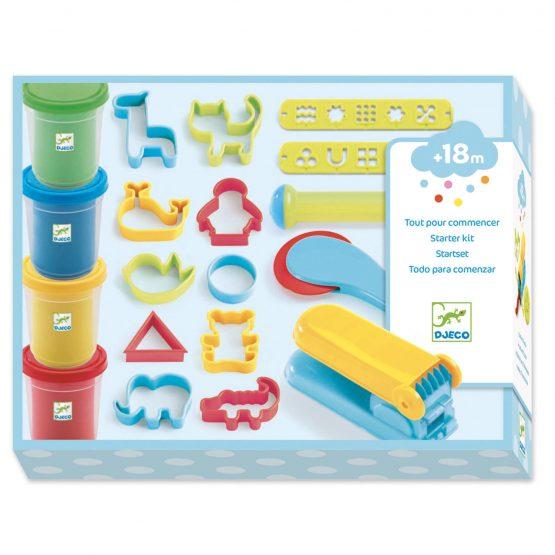 Djeco Play dough – Starter Kit