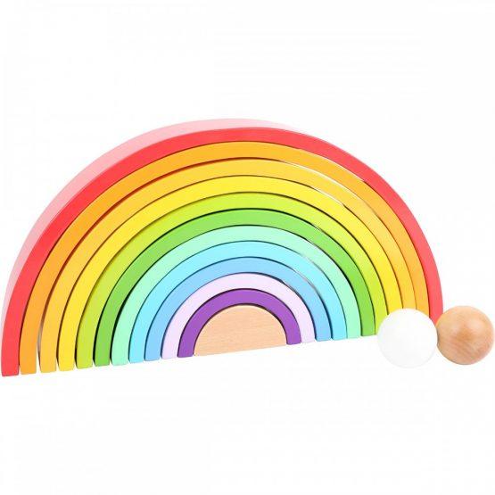 Small Foot 14 piece Rainbow