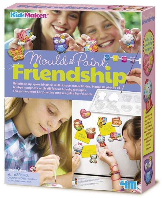 Mould and Paint Friendship