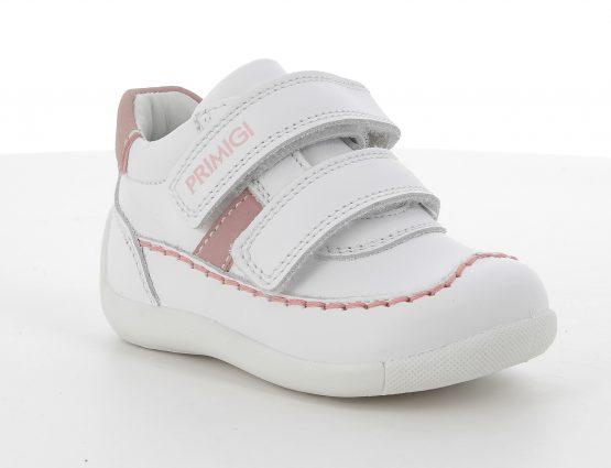 Primigi First Steps White & Pink shoes 7369333