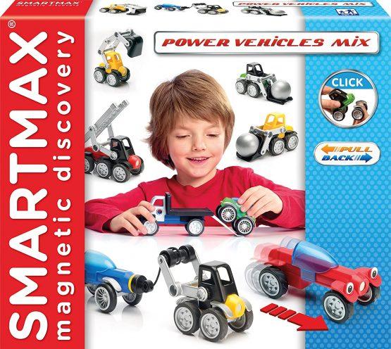 Smartmax – Power Vehicles