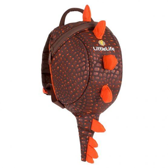Littlelife Dinosaur Toddler Backpack with rein