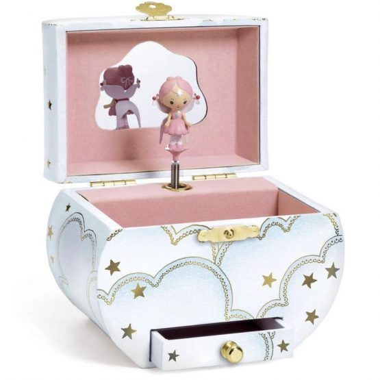 Djeco Musical Jewellery Box  – Elf's Song