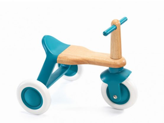 Blue Roll'it Tricycle by Djeco